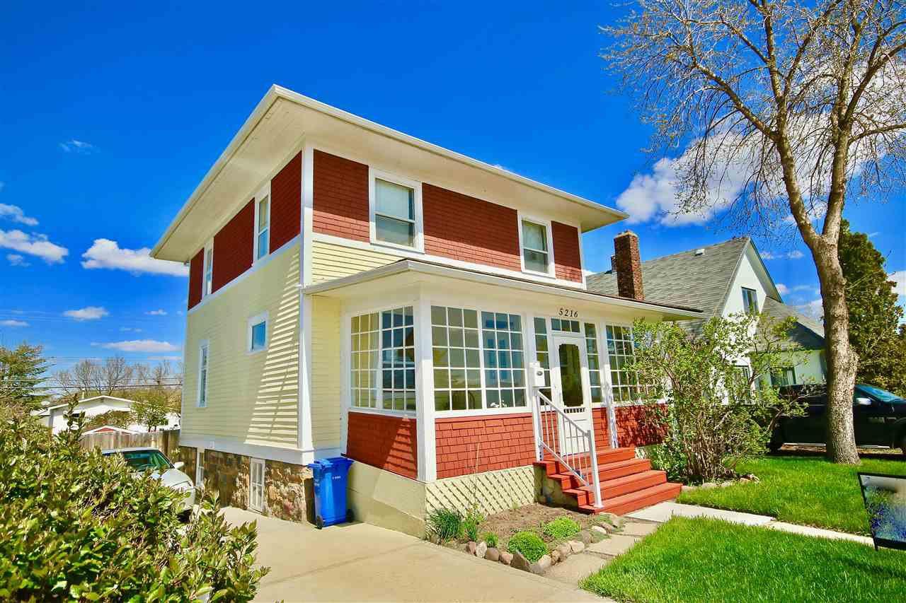 Main Photo: 5216 51 Avenue: Wetaskiwin House for sale : MLS®# E4193336