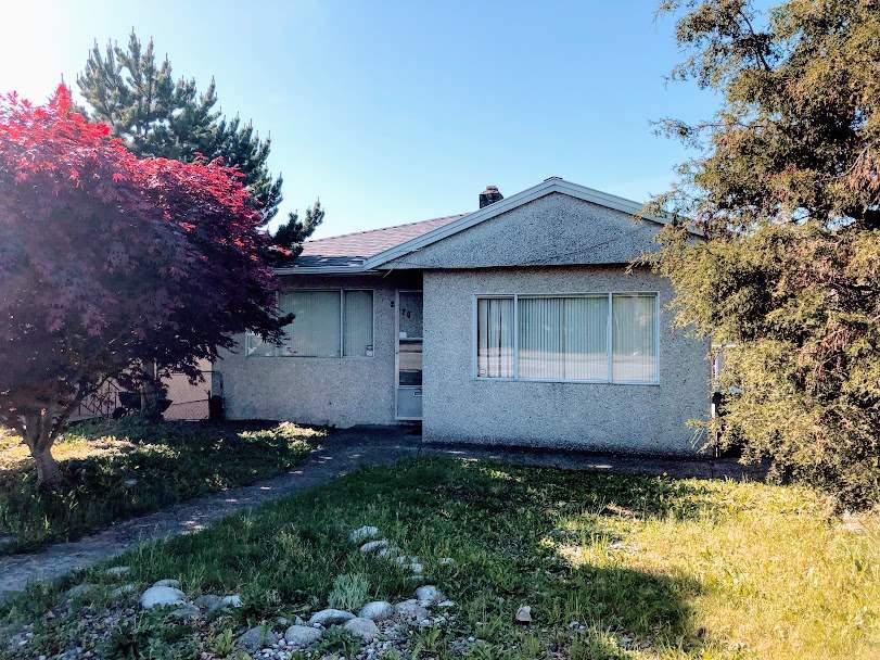 Main Photo: 2870 E BROADWAY in Vancouver: Renfrew Heights House for sale (Vancouver East)  : MLS®# R2451241