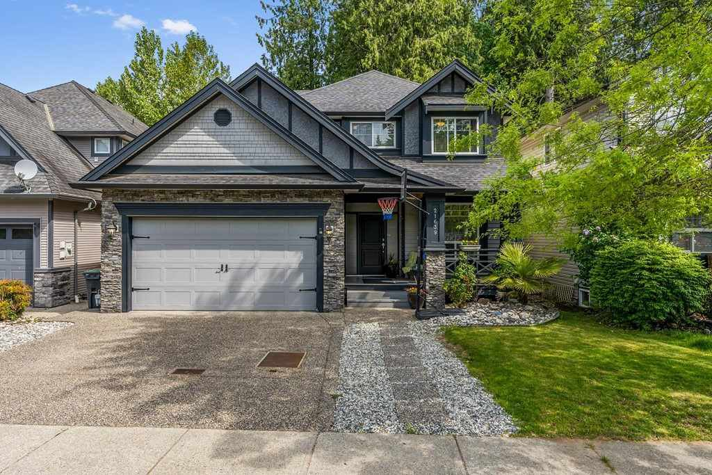 """Main Photo: 21639 93 Avenue in Langley: Walnut Grove House for sale in """"Redwood Estates - Walnut Grove"""" : MLS®# R2455287"""