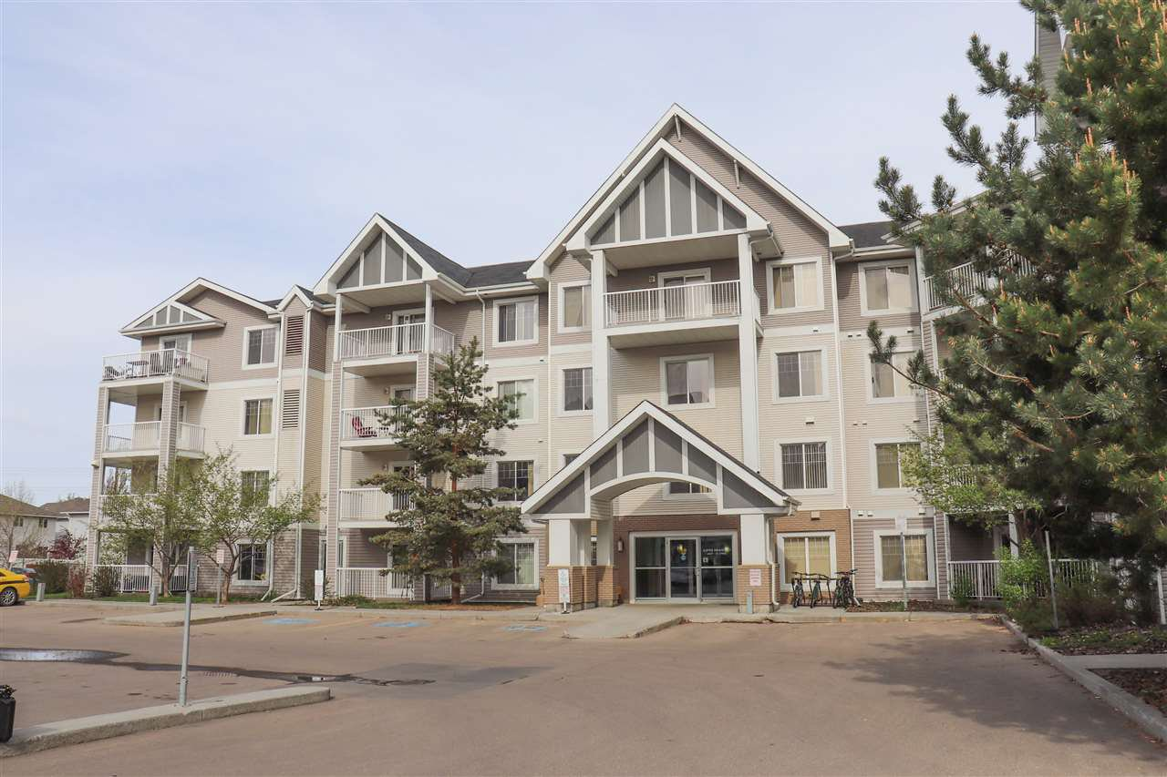 Main Photo: 302 4407 23 Street in Edmonton: Zone 30 Condo for sale : MLS®# E4198584