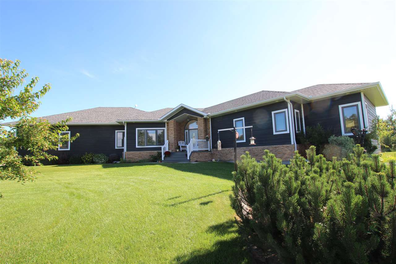 Main Photo: 1 28018 TWP RD 540: Rural Parkland County House for sale : MLS®# E4214298