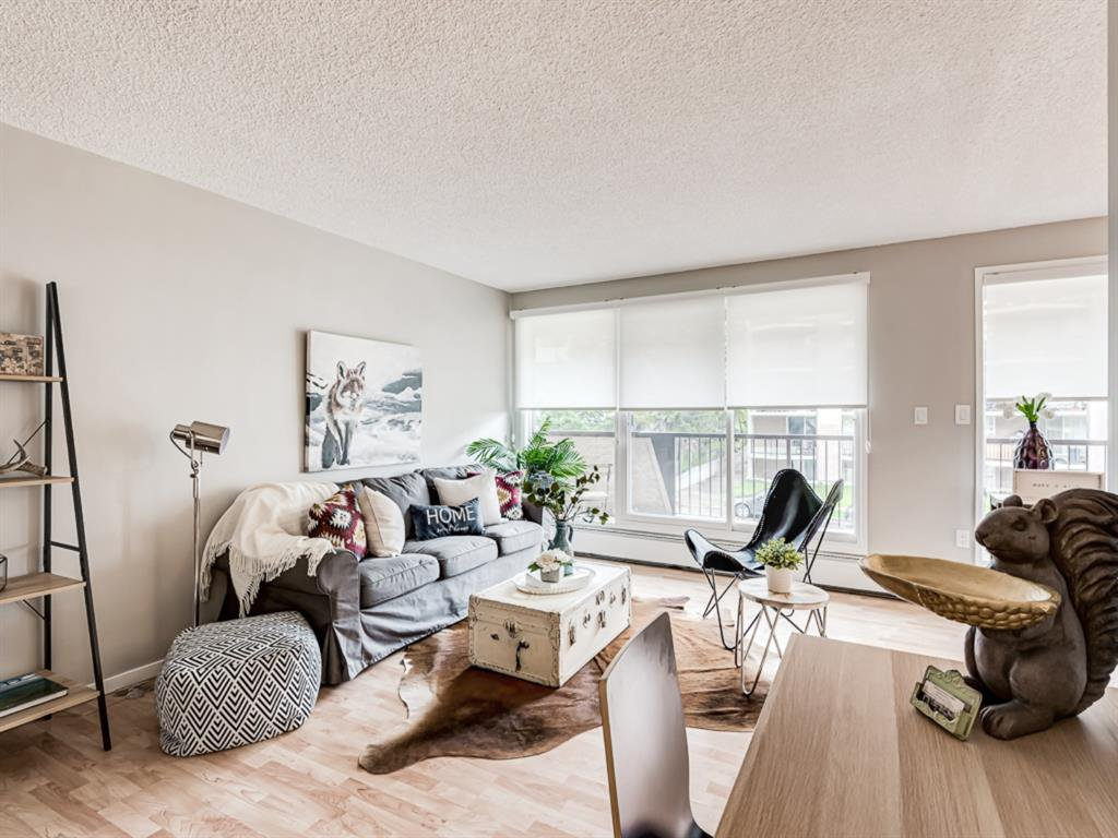 Main Photo: 613 300 Meredith Road NE in Calgary: Crescent Heights Apartment for sale : MLS®# A1050537
