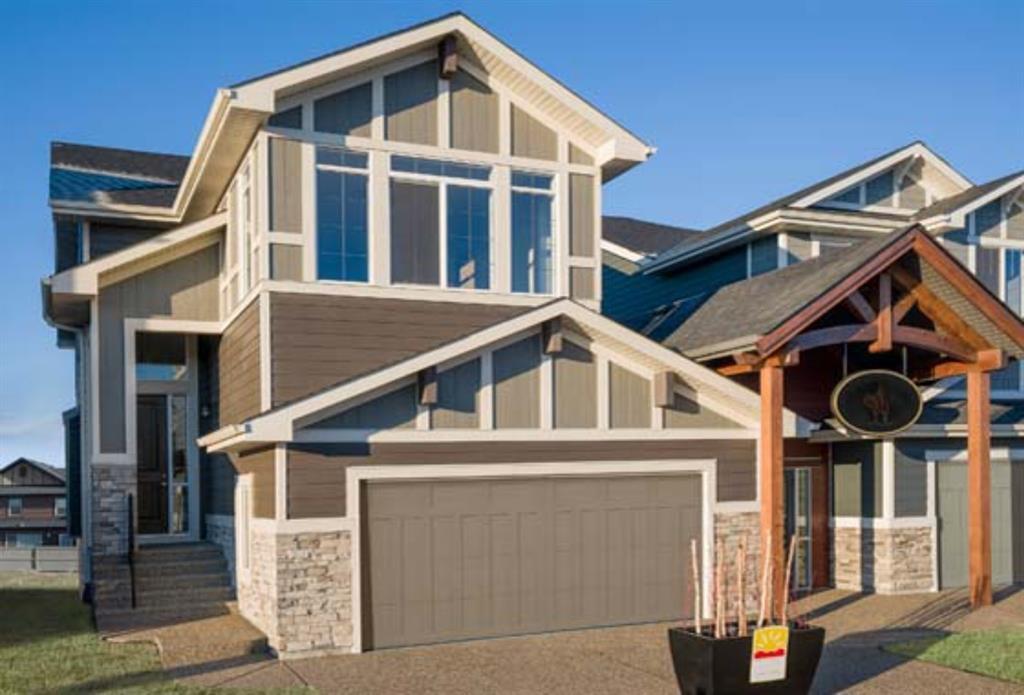 Main Photo: 8 Sunrise Common: Cochrane Detached for sale : MLS®# A1051092