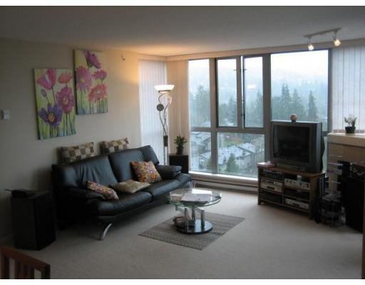 Main Photo: # 1203 295 GUILDFORD WY in Port Moody: Condo for sale : MLS®# V819220