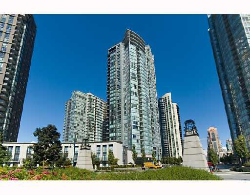 "Main Photo: 3301 1495 RICHARDS Street in Vancouver: False Creek North Condo for sale in ""AZURA 2"" (Vancouver West)  : MLS®# V666805"
