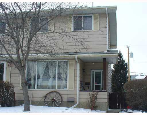 Main Photo: 7811 21A Street SE in CALGARY: Ogden Lynnwd Millcan Half Duplex for sale (Calgary)  : MLS®# C3310032