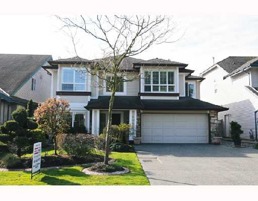 "Main Photo: 20462 122B Avenue in Maple_Ridge: Northwest Maple Ridge House for sale in ""HAMPTON ESTATES"" (Maple Ridge)  : MLS®# V699227"