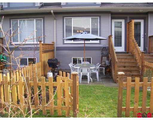 """Main Photo: 18701 66TH Ave in Surrey: Cloverdale BC Townhouse for sale in """"Encore"""" (Cloverdale)  : MLS®# F2703878"""