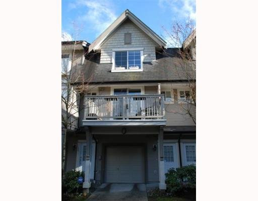Main Photo: 23-8415 Cumberland Place in Burnaby: Townhouse for sale : MLS®# V757296