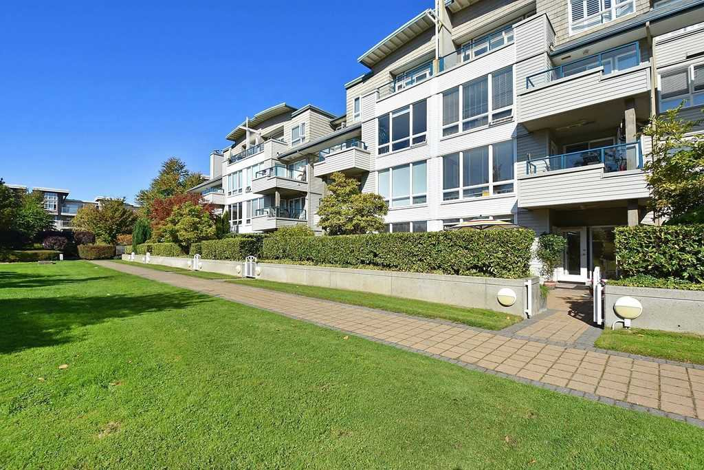 Main Photo: 103 5800 ANDREWS ROAD in Richmond: Steveston South Condo for sale : MLS®# R2409044