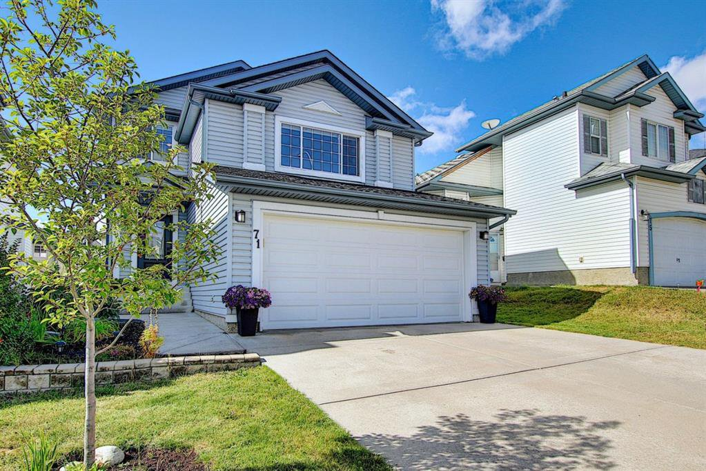 Main Photo: 71 TUSCARORA Crescent NW in Calgary: Tuscany Detached for sale : MLS®# A1030539