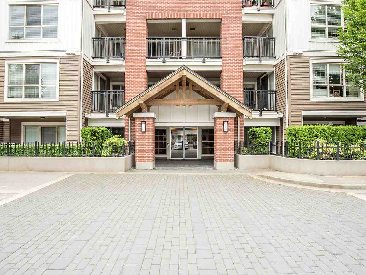 "Main Photo: B307 8929 202 Street in Langley: Walnut Grove Condo for sale in ""The Grove"" : MLS®# R2517070"