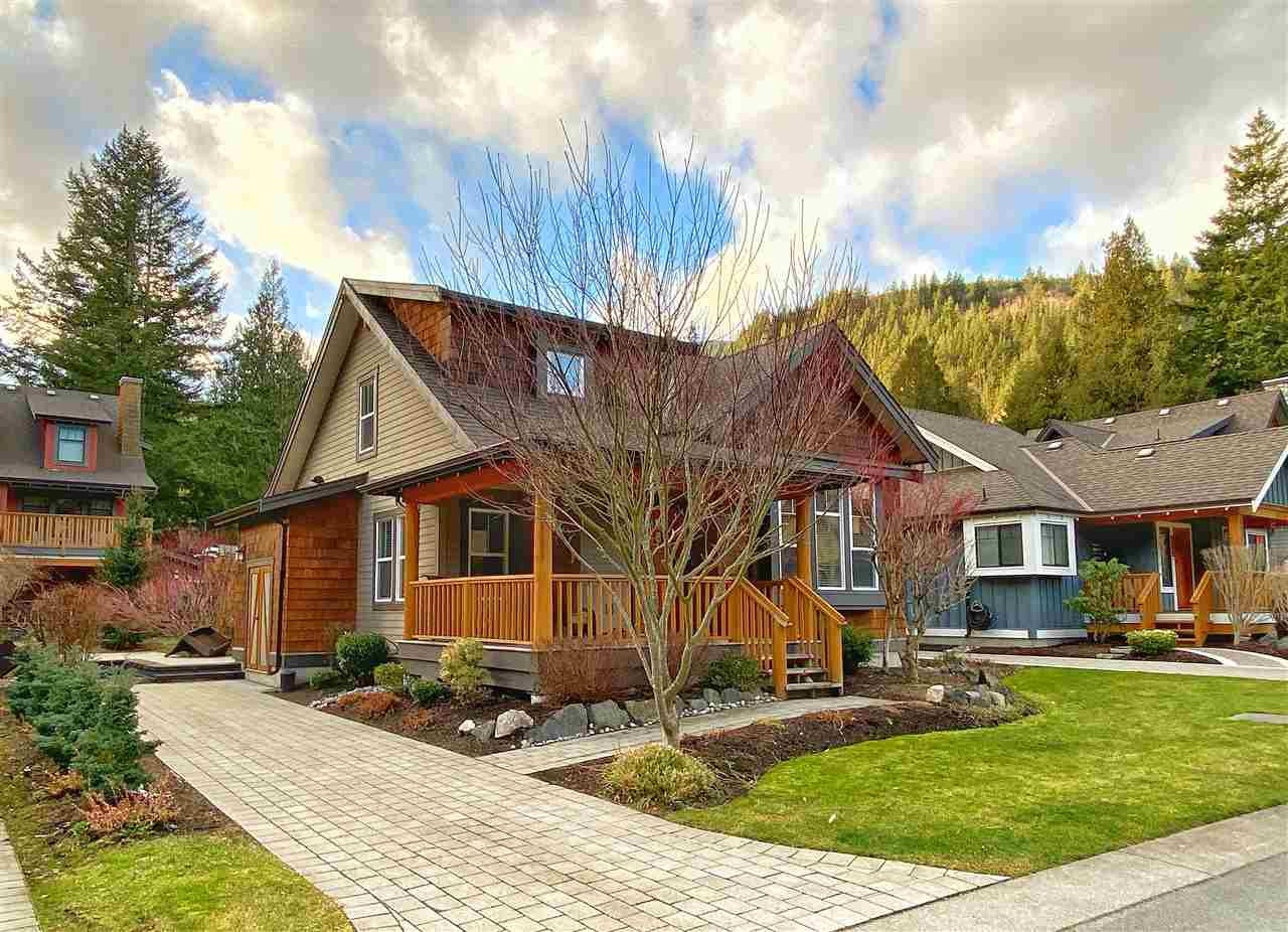 """Main Photo: 1851 CHERRY TREE Lane: Lindell Beach House for sale in """"THE COTTAGES AT CULTUS LAKE"""" (Cultus Lake)  : MLS®# R2528834"""