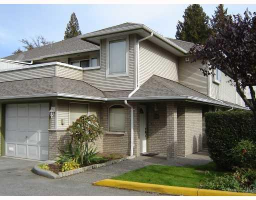 "Main Photo: 29 21491 DEWDNEY TRUNK Road in Maple_Ridge: West Central Townhouse for sale in ""DEWDNEY WEST"" (Maple Ridge)  : MLS®# V695999"