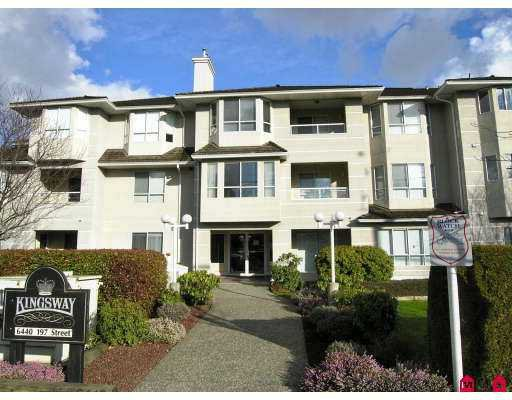 """Main Photo: 6440 197TH Street in Langley: Willoughby Heights Condo for sale in """"The Kingsway"""" : MLS®# F2704560"""