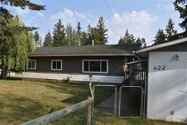 Main Photo: 622 Winger Road in Williams Lake: Manufactured Home for sale : MLS®# R2315796