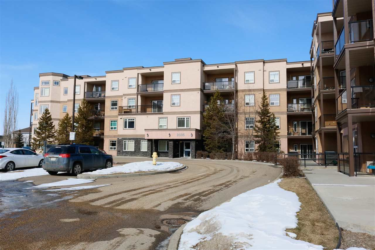 Main Photo: 415 2035 GRANTHAM Court in Edmonton: Zone 58 Condo for sale : MLS®# E4191990