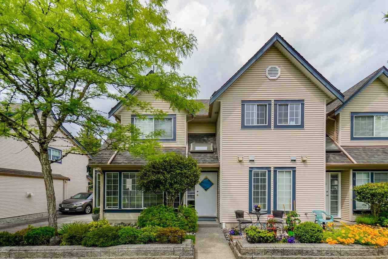 "Main Photo: 5 11536 236 Street in Maple Ridge: Cottonwood MR Townhouse for sale in ""KANAKA MEWS"" : MLS®# R2461944"