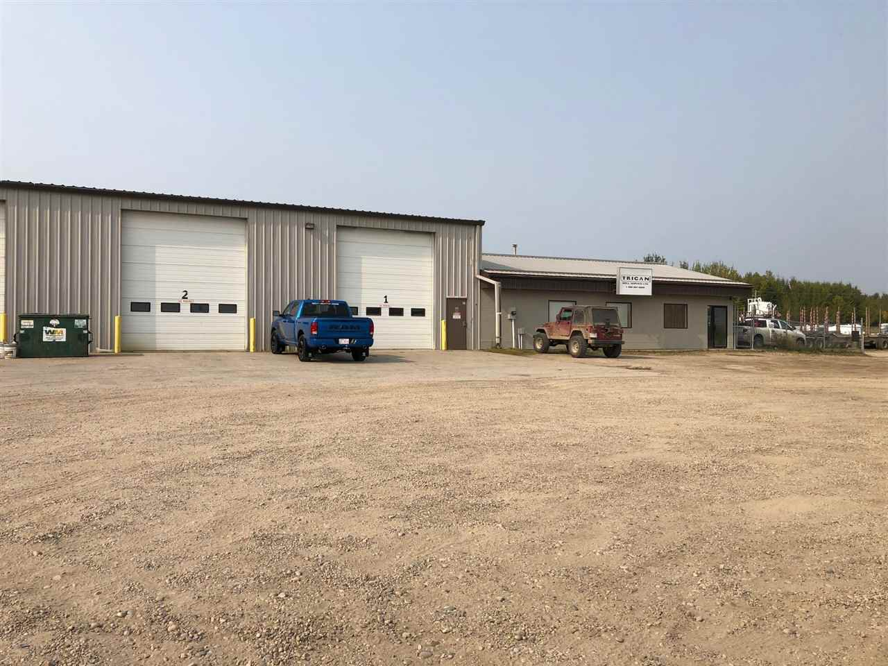 Main Photo: 4102 62 Street: Drayton Valley Industrial for lease : MLS®# E4216358