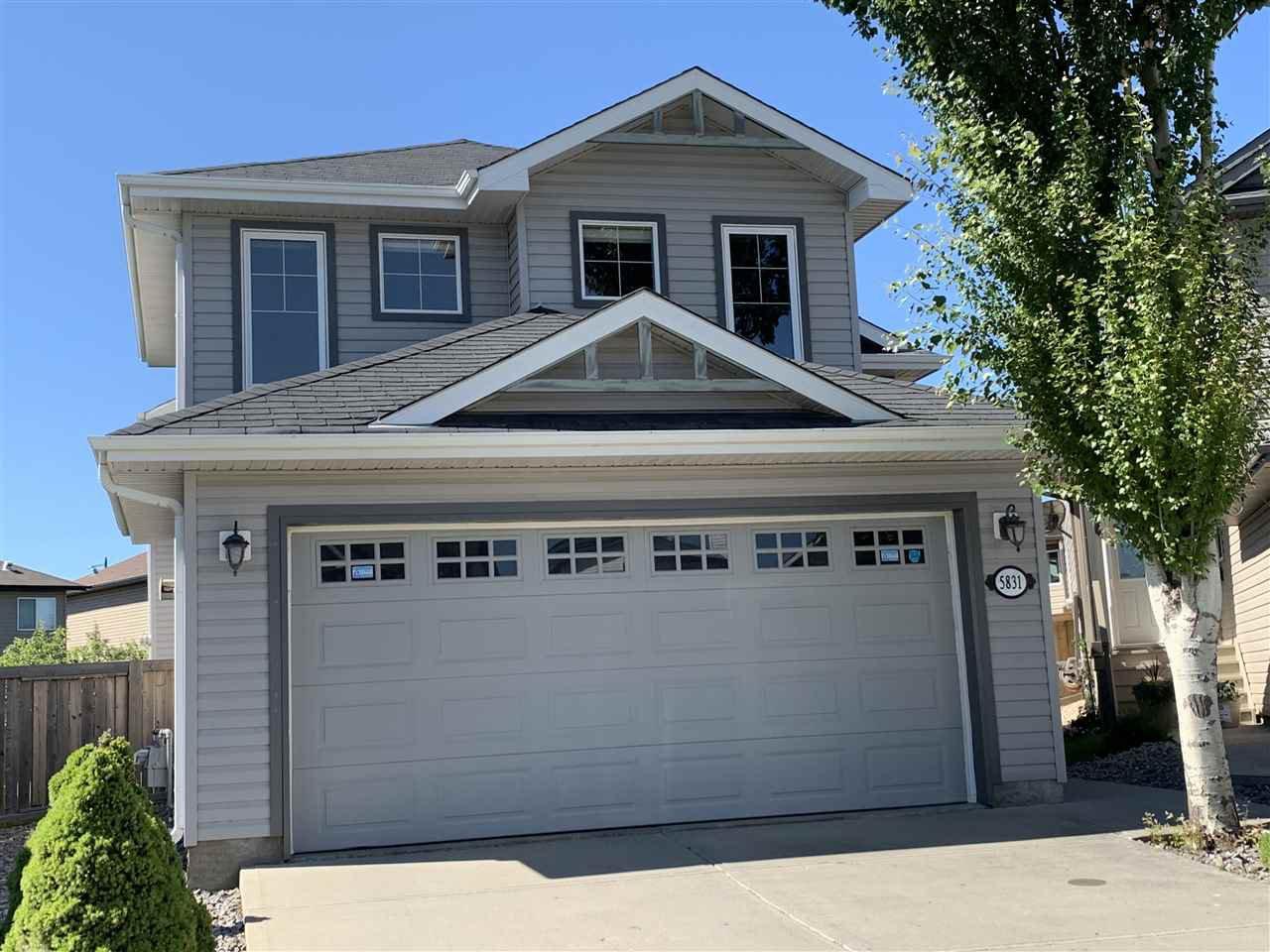 Main Photo: 5831 166 Avenue in Edmonton: Zone 03 House for sale : MLS®# E4217769
