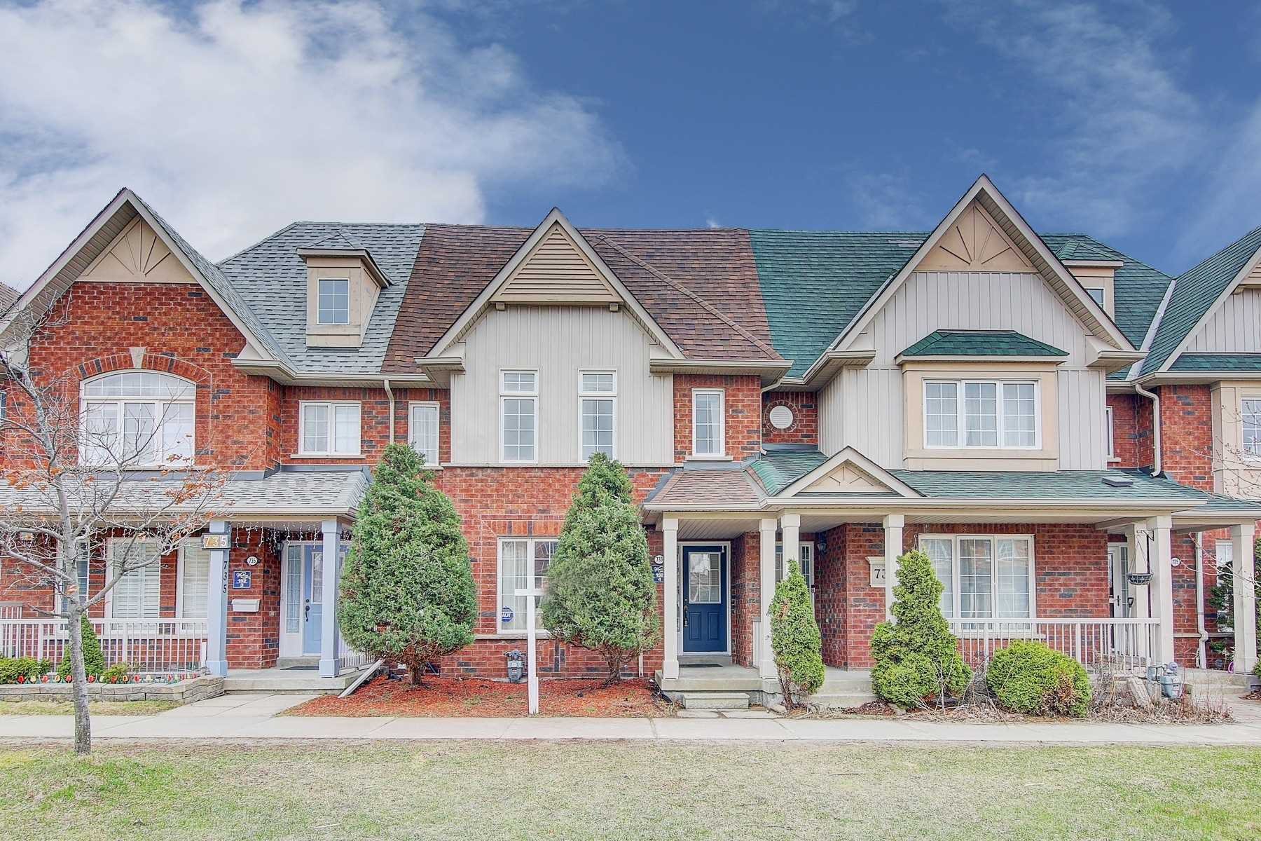 Main Photo: 733 Bur Oak Ave in Markham: Freehold for sale : MLS®# N4741698