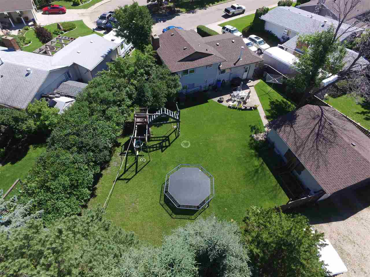 Main Photo: 125 Spruce Crescent: Wetaskiwin House for sale : MLS®# E4219948