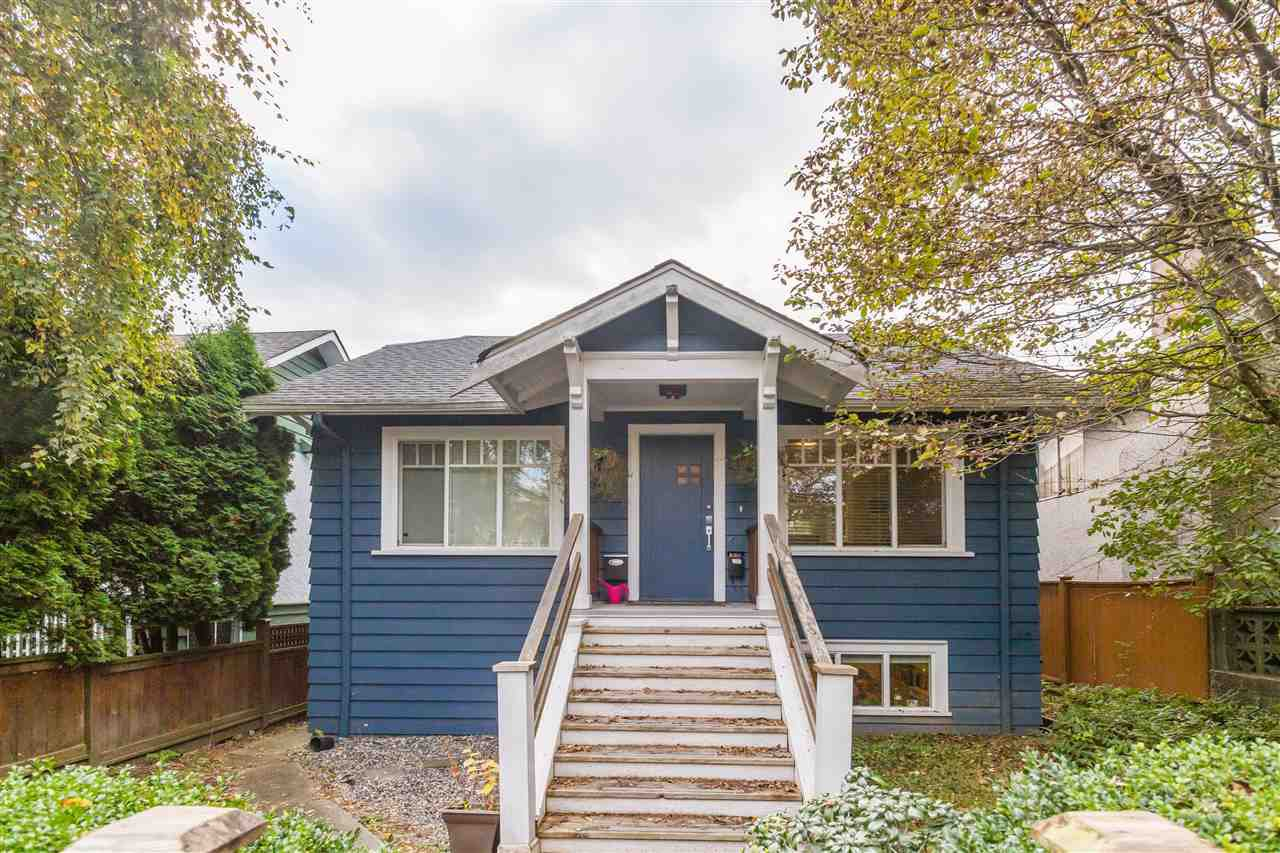 Main Photo: 5287 SOMERVILLE STREET in Vancouver: Fraser VE House for sale (Vancouver East)  : MLS®# R2513889