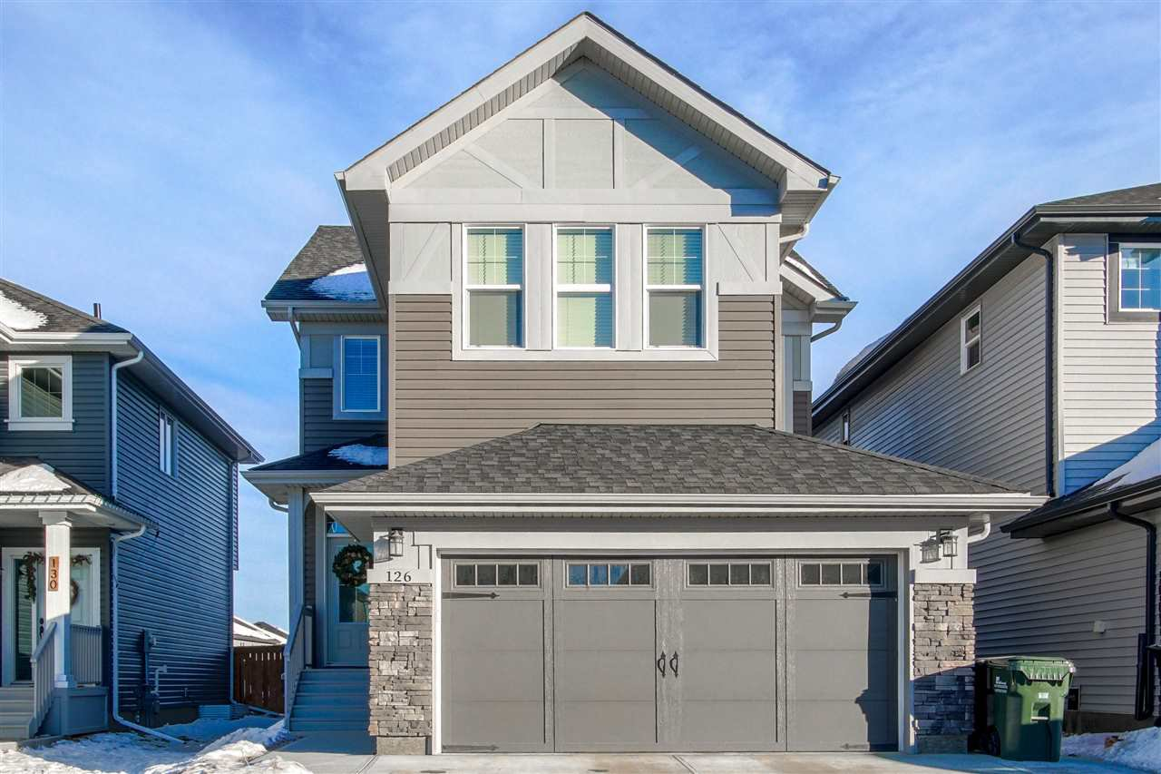 Main Photo: 126 AMBLESIDE Way: Sherwood Park House for sale : MLS®# E4222419