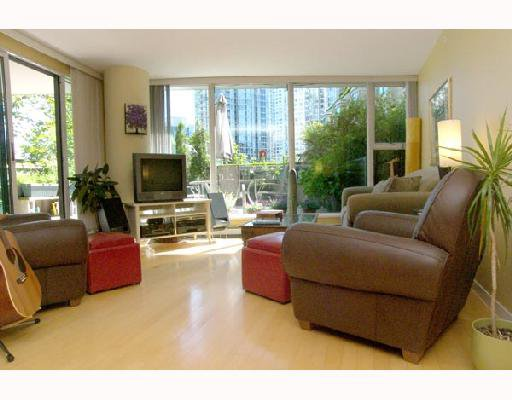 """Main Photo: 305 1008 CAMBIE Street in Vancouver: Downtown VW Condo for sale in """"WATERWORKS"""" (Vancouver West)  : MLS®# V660144"""