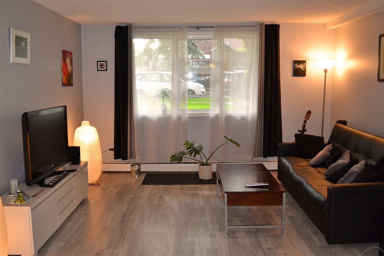 Main Photo: 105 10615 110 Street in Edmonton: Zone 08 Condo for sale : MLS®# E4168931