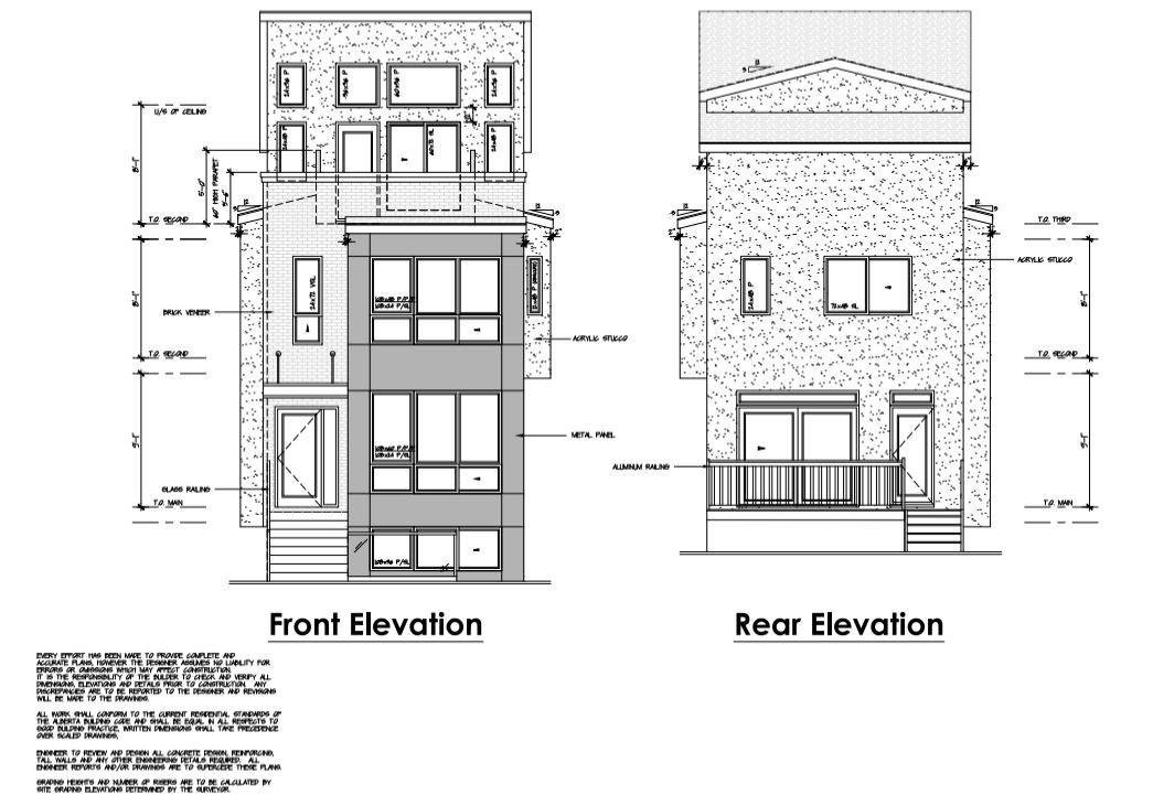 Main Photo: 11640 74 Avenue in Edmonton: Zone 15 Vacant Lot for sale : MLS®# E4193969