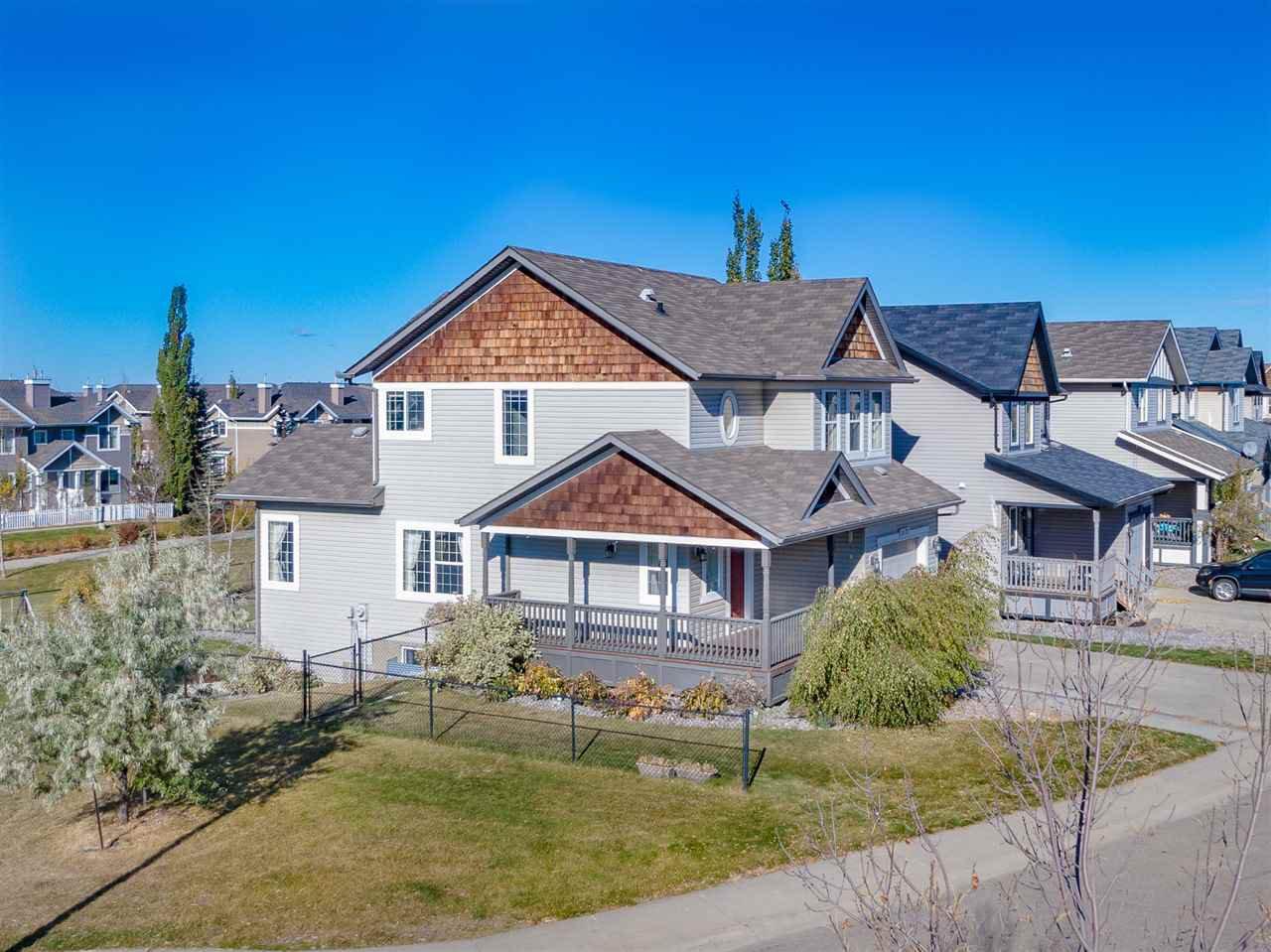 Main Photo: 3177 TRELLE Loop in Edmonton: Zone 14 House for sale : MLS®# E4217713