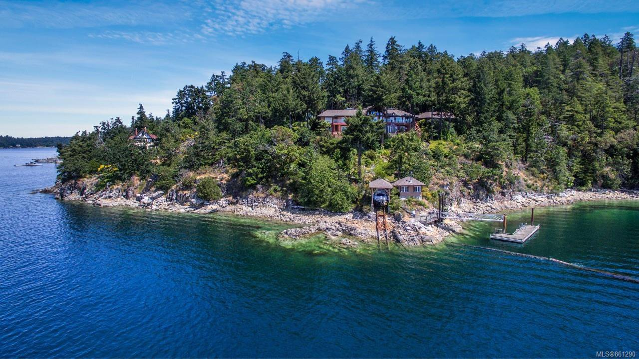 Main Photo: 8244 West Saanich Rd in : CS Inlet House for sale (Central Saanich)  : MLS®# 861290