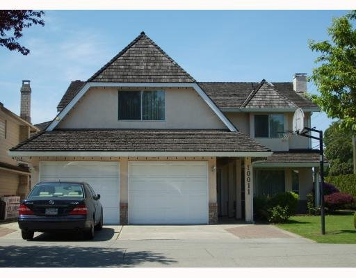 Main Photo: 10011 LASSAM RD in Richmond: Steveston South House
