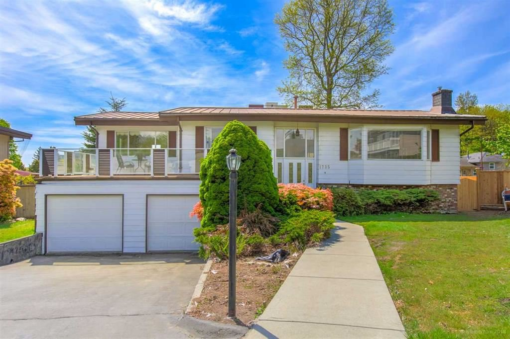 Main Photo: 1735 CRESTLAWN Court in Burnaby: Brentwood Park House for sale (Burnaby North)  : MLS®# R2390296