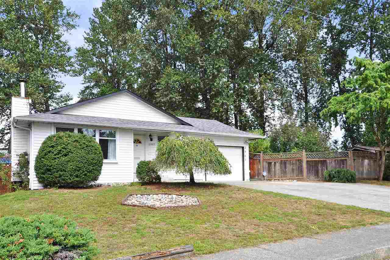 Main Photo: 2965 FLEMING Avenue in Coquitlam: Meadow Brook House for sale : MLS®# R2394574