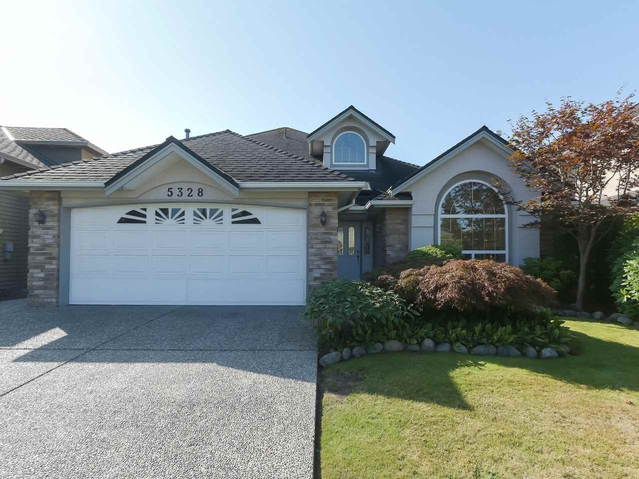 "Main Photo: 5328 GALLEON Place in Delta: Neilsen Grove House for sale in ""MARINA GARDEN ESTATE"" (Ladner)  : MLS®# R2400313"