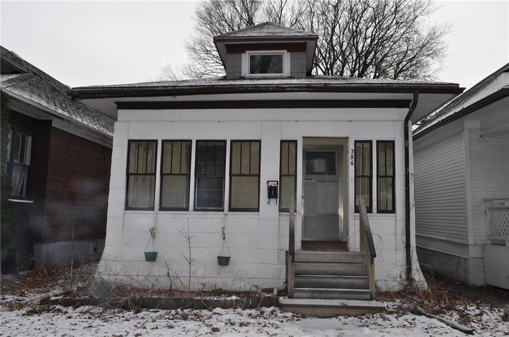 Main Photo: 386 Morley Avenue in Winnipeg: Residential for sale (1Aw)  : MLS®# 1932299