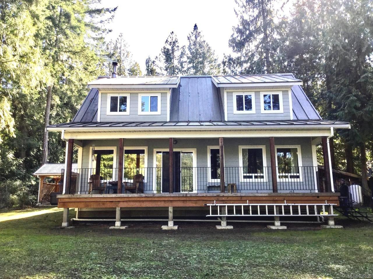 Main Photo: 432 Coho Blvd in MUDGE ISLAND: Isl Mudge Island House for sale (Islands)  : MLS®# 836016