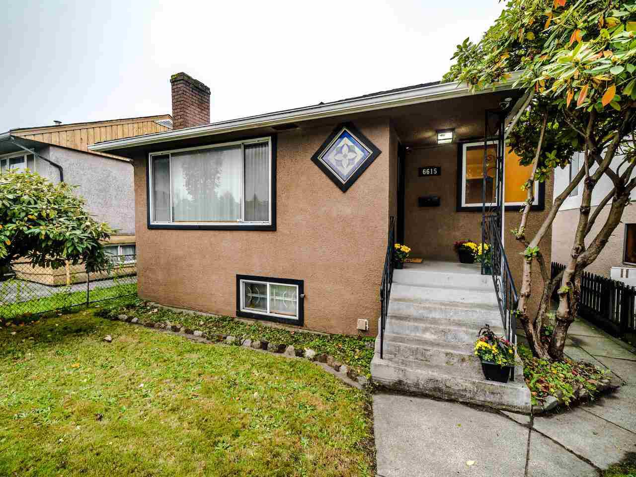 Main Photo: 6615 KNIGHT Street in Vancouver: South Vancouver House for sale (Vancouver East)  : MLS®# R2510734