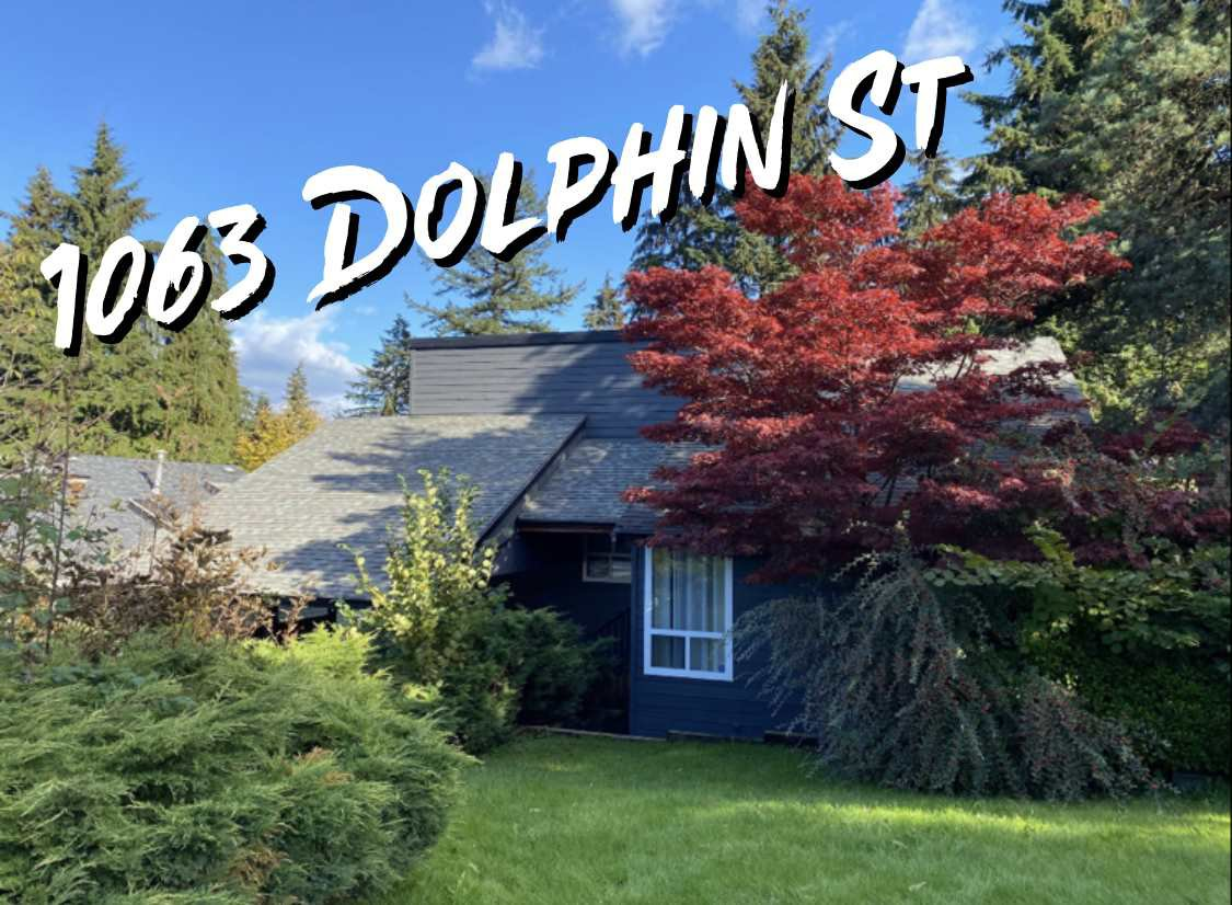 Main Photo: 1063 DOLPHIN Street in Coquitlam: Ranch Park House for sale : MLS®# R2515962
