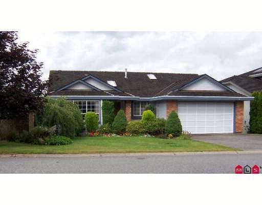Main Photo: 2795 PACIFIC Place in Abbotsford: Abbotsford West House for sale : MLS®# F2719022