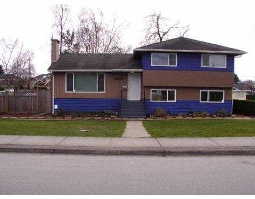 Main Photo: 3440 FRANCIS Road in Richmond: Seafair House for sale : MLS®# V693328