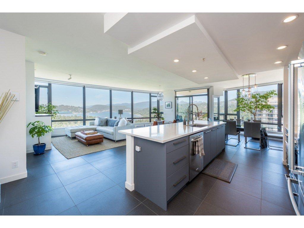 "Main Photo: 2505 400 CAPILANO Road in Port Moody: Port Moody Centre Condo for sale in ""ARIA II"" : MLS®# R2391382"