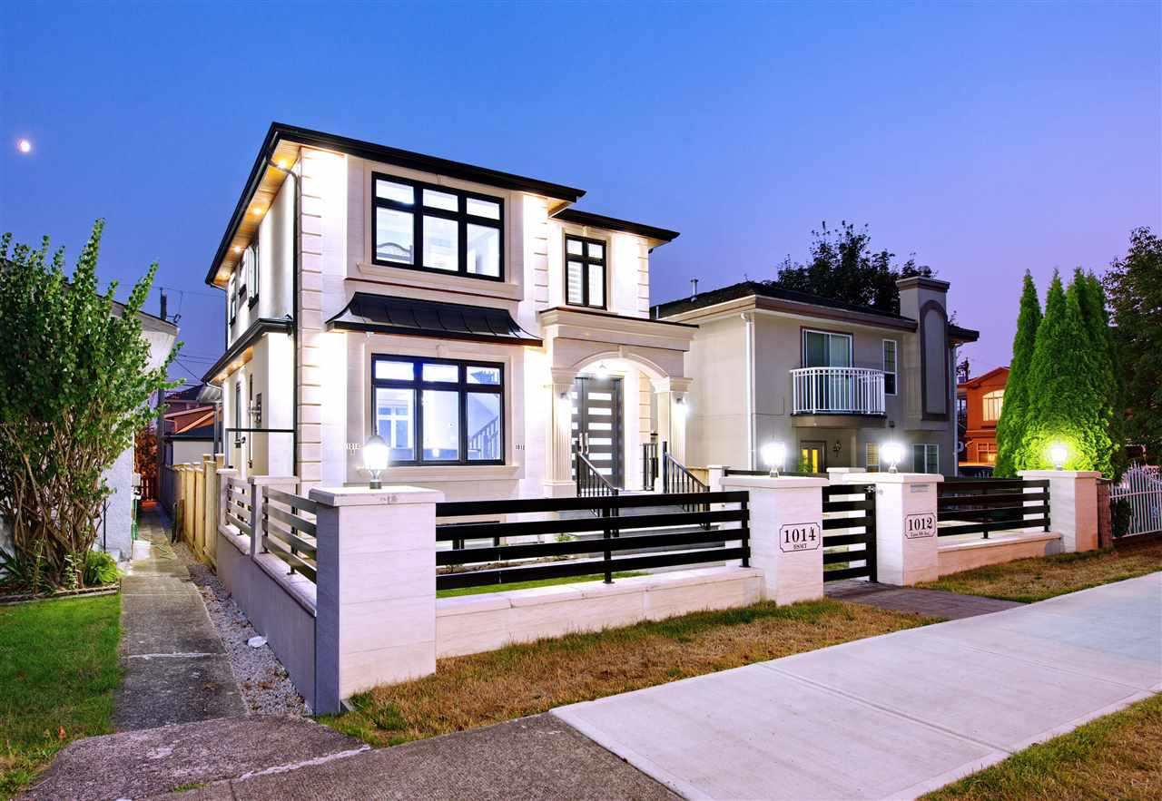 Main Photo: 1012 E 58TH Avenue in Vancouver: South Vancouver House for sale (Vancouver East)  : MLS®# R2393438