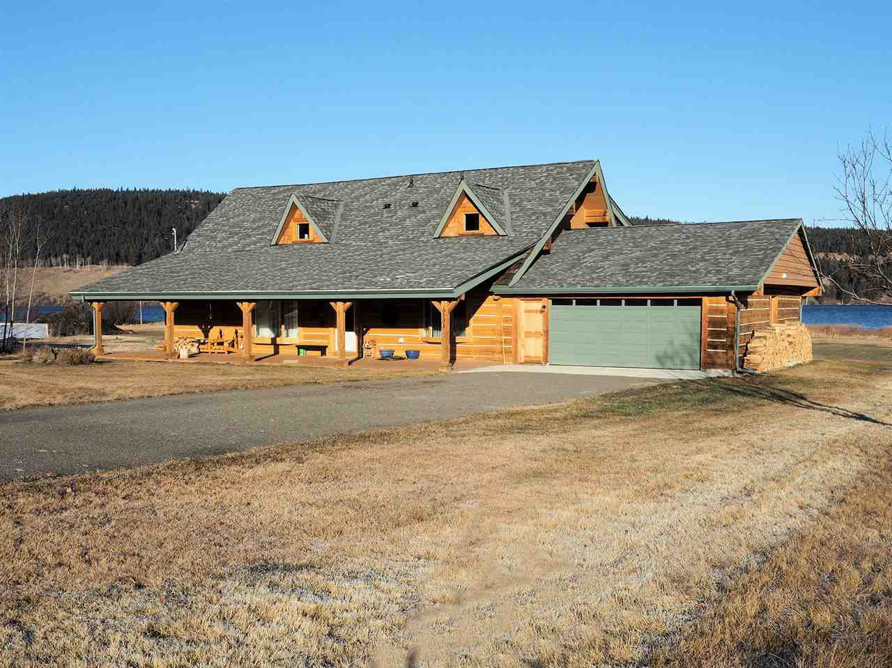 Main Photo: 6191 HUNT Road: Horse Lake House for sale (100 Mile House (Zone 10))  : MLS®# R2423025