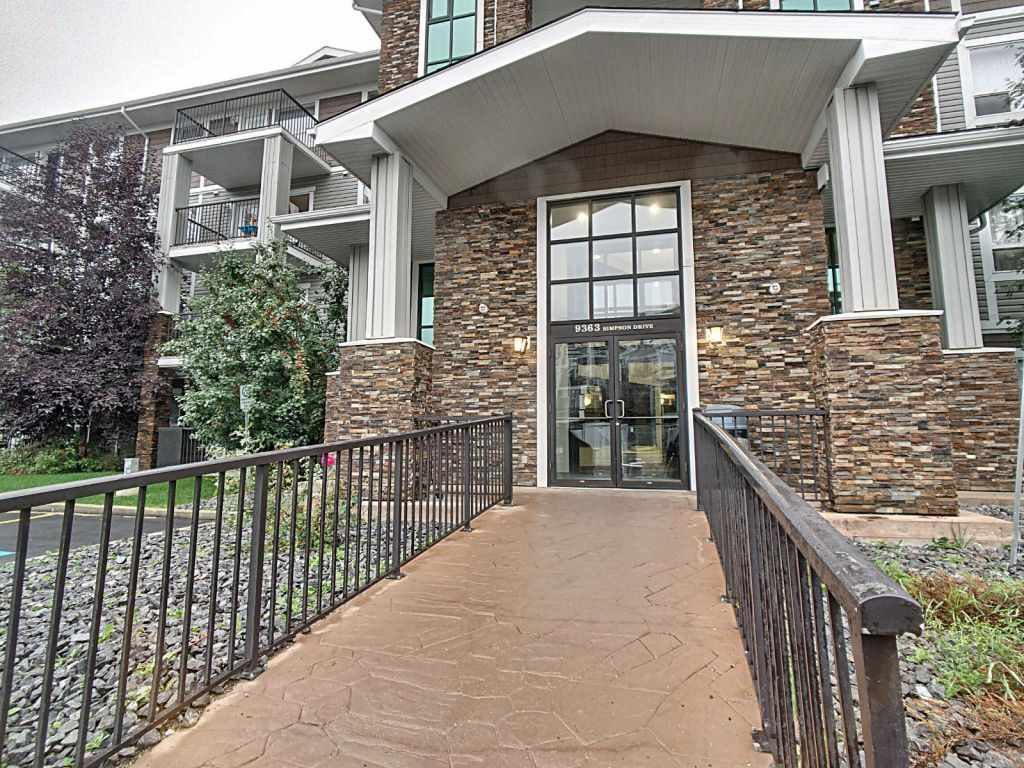 Main Photo: 1321 9363 Simpson Drive in Edmonton: Zone 14 Condo for sale : MLS®# E4184610