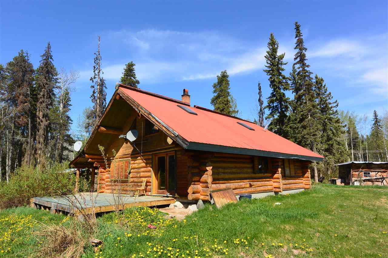 "Main Photo: 21806 KITSEGUECLA LOOP Road in Smithers: Smithers - Rural House for sale in ""KITSEGUECLA"" (Smithers And Area (Zone 54))  : MLS®# R2440666"