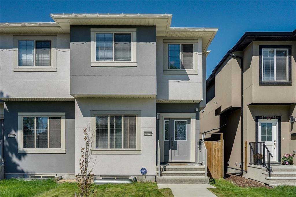 Main Photo: 4029 79 Street NW in Calgary: Bowness Semi Detached for sale : MLS®# C4300255