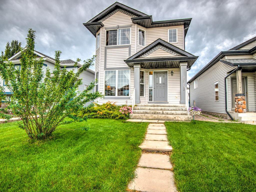 Main Photo: 15758 EVERSTONE Road SW in Calgary: Evergreen Detached for sale : MLS®# C4303466